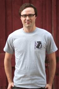 Blue Juice Comics T-Shirt